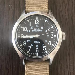 タイメックス(TIMEX)のTIMEX expedition(腕時計(アナログ))