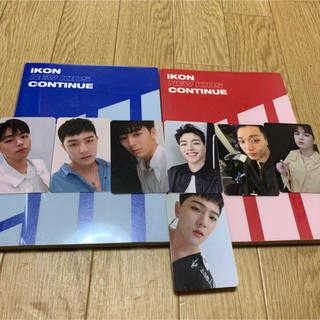 iKON - iKON continue アルバム