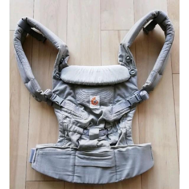 Ergobaby(エルゴベビー)の[値下][美品]エルゴアダプト 国内正規品保証期間内 キッズ/ベビー/マタニティの外出/移動用品(抱っこひも/おんぶひも)の商品写真