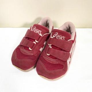 asics - アシックス スニーカー 16cm  ベビー靴 ベビースニーカー 子供スニーカー