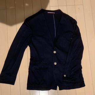 ビューティアンドユースユナイテッドアローズ(BEAUTY&YOUTH UNITED ARROWS)のアローズ購入 ニットジャケット(テーラードジャケット)