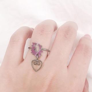 ディオール(Dior)のDior ロゴリング(リング(指輪))