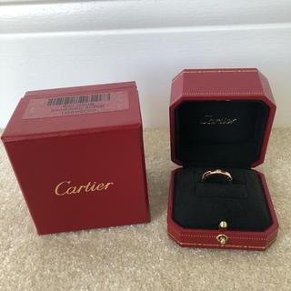 カルティエ(Cartier)のカルティエ Cartier ラニエール リング(リング(指輪))