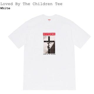 シュプリーム(Supreme)のSupreme Loved By The Children Tee(Tシャツ/カットソー(半袖/袖なし))