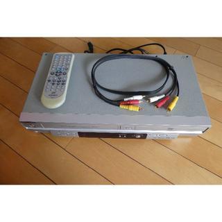 ミツビシデンキ(三菱電機)の三菱DVDプレーヤー一体型ビデオ DJ-VG230P(DVDプレーヤー)