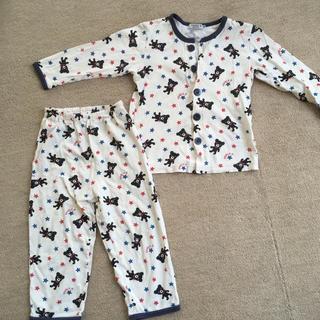 ダブルビー(DOUBLE.B)のパジャマ 100 ミキハウス (パジャマ)