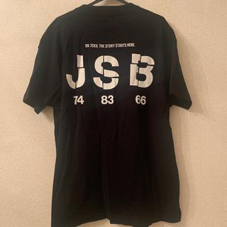 サンダイメジェイソウルブラザーズ(三代目 J Soul Brothers)のJ.S.B Tシャツ(Tシャツ/カットソー(半袖/袖なし))