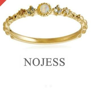 NOJESS - NOJESS ノジェス ピンキーリング