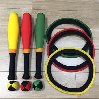 IKEA - IKEA イケア ジャグリング セット おもちゃ