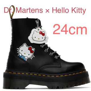 ドクターマーチン(Dr.Martens)のDr. Martens ハローキティ コラボ ブーツ(ブーツ)
