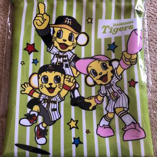 ハンシンタイガース(阪神タイガース)の阪神タイガース 巾着 コップ袋(その他)