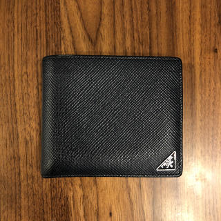 プラダ(PRADA)のプラダ PRADA 二つ折り財布(折り財布)