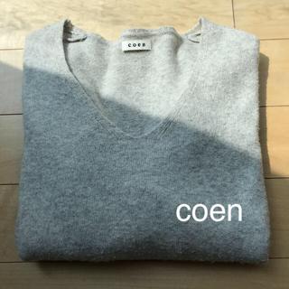 coen - coen グレーニット