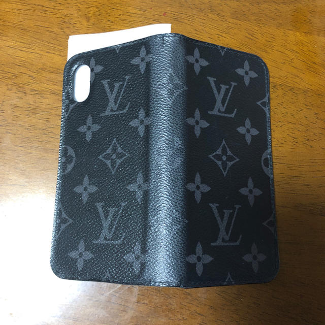 LOUIS VUITTON - LOUIS VUITTON ルイヴィトン iPhone X用ケース モノグラムの通販