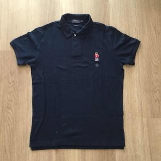 POLO RALPH LAUREN - サイズM 新品ラルフローレンビアポロシャツ紺