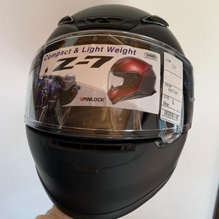 SHOEI バイク ヘルメット Z-7 マットブラック(ヘルメット/シールド)
