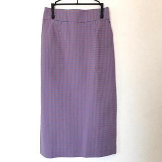 エージーバイアクアガール(AG by aquagirl)のAG by aquagirl ロングタイトスカート 未使用(ロングスカート)