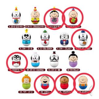ピーナッツ(PEANUTS)のクーナッツ スヌーピー3 バラ売り(キャラクターグッズ)