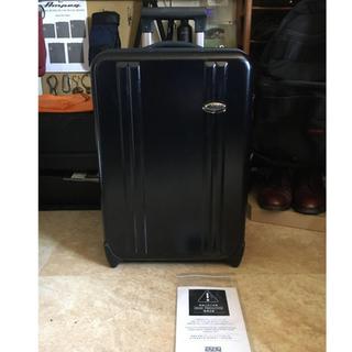 リモワ(RIMOWA)のZERO HALLIBURTON/ゼロハリバートン キャリーケース スーツケース(トラベルバッグ/スーツケース)