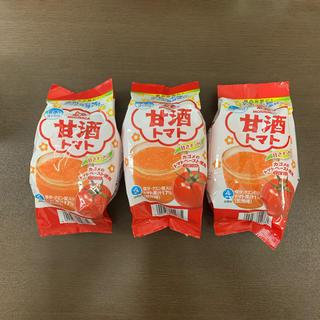 モリナガセイカ(森永製菓)の甘酒トマト 4袋入(その他)