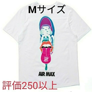 UNDEFEATED - UNDEFEATED × NIKE AIR MAX 90 TEE - WHITE