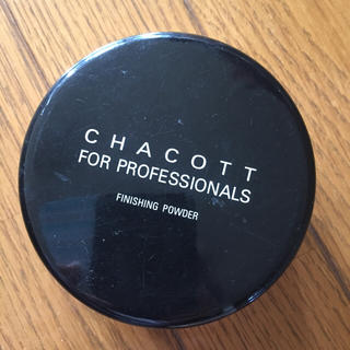 チャコット(CHACOTT)のchacott♡フィニッシングパウダー(フェイスパウダー)