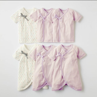 ベルメゾン - 新生児肌着セット