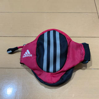 アディダス(adidas)のアディダス ランニングアームポーチ(ランニング/ジョギング)