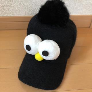 ユニバーサルスタジオジャパン(USJ)のエルモ風 目玉帽子 キッズ用(帽子)
