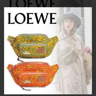ロエベ(LOEWE)のLOEWE 新品 パウラ ショルダーバッグ(ショルダーバッグ)