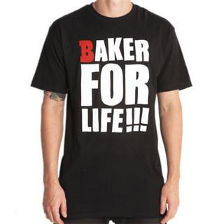 ベイカー(BAKER)の希少 BAKER Tシャツ M 新品(Tシャツ/カットソー(半袖/袖なし))