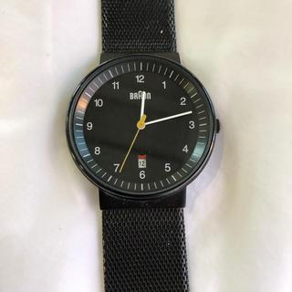 ブラウン(BRAUN)のBRAUN 腕時計 ブラウン BNH0032 ステンレスメッシュ(腕時計(アナログ))