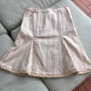 ELLE - ストレッチスカート