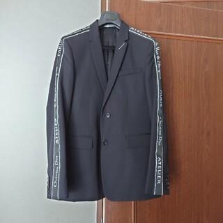 ディオールオム(DIOR HOMME)のディオールオム アトリエテープジャケット サイズ 44 atelier Dior(テーラードジャケット)