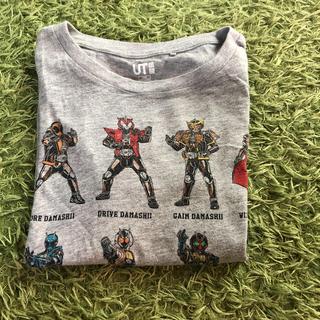ユニクロ(UNIQLO)の仮面ライダー Tシャツ 120cm(特撮)