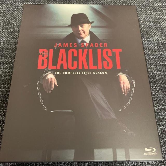 ブラックリスト SEASON1 COMPLETE BOX Blu-ray エンタメ/ホビーのDVD/ブルーレイ(TVドラマ)の商品写真