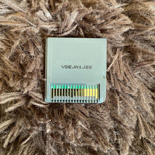 ニンテンドーDS(ニンテンドーDS)のDSスーパーカセキホリダー カセット エンタメ/ホビーのゲームソフト/ゲーム機本体(家庭用ゲームソフト)の商品写真