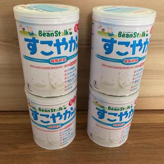 ユキジルシメグミルク(雪印メグミルク)のラスト4缶 すこやかM1 800g (その他)