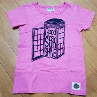BREEZE - BREEZE★Tシャツ(ピンク.120cm)