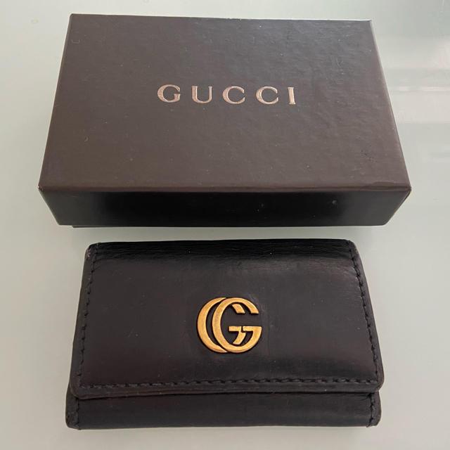カルティエ 時計 バイマ スーパー コピー 、 Gucci - グッチ gucci キーケースの通販