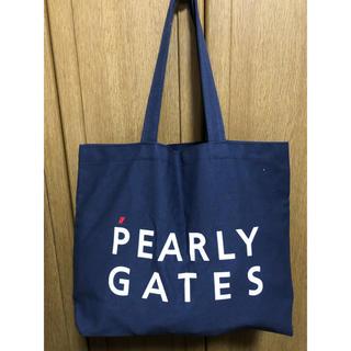 パーリーゲイツ(PEARLY GATES)のPEARLY GATES 非売品バック(バッグ)