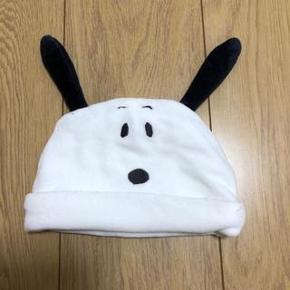 ピーナッツ(PEANUTS)のSNOOPY帽子(キャラクターグッズ)