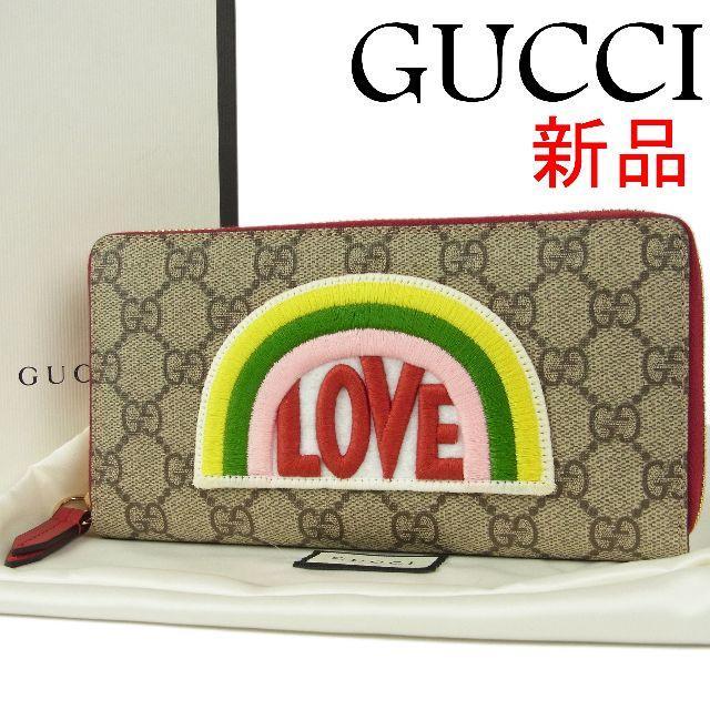 腕時計ロンジンスーパーコピー,Gucci-グッチ新品レインボーLOVEソフトGGスプリームラウンド長財布の通販