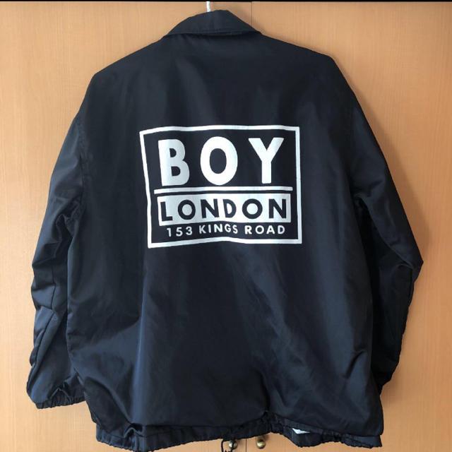 Boy London(ボーイロンドン)のたく様専用  ボーイロンドン★BOY LONDON★ナイロンジャケット メンズのジャケット/アウター(ブルゾン)の商品写真