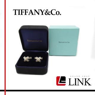 ティファニー(Tiffany & Co.)のTIFFANY&CO. ティファニー シグネチャー カフリンクス 750 925(カフリンクス)