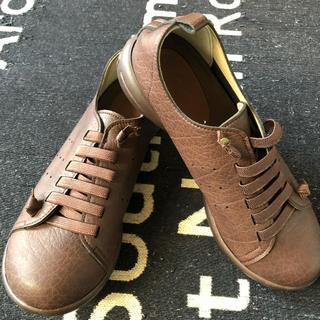 リゲッタ(Re:getA)のリゲッタ 靴 ブラウン(ローファー/革靴)