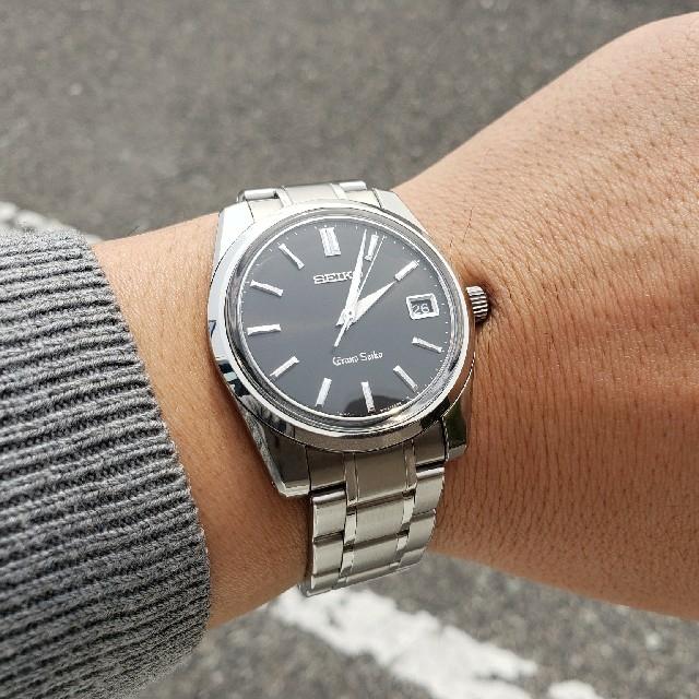 ロレックス スーパー コピー 時計 時計 - Grand Seiko - 超希少 美品 限定 復刻 グランドセイコー SBGV011の通販