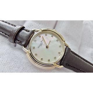 Christian Dior -  Dior クリスチャンディオール 女性用 クオーツ腕時計 B2460