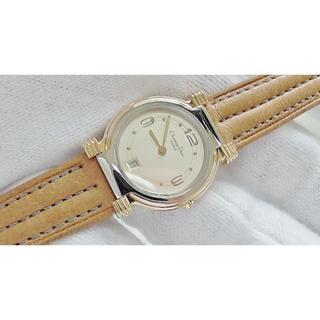 Christian Dior - Dior クリスチャンディオール 女性用 クオーツ腕時計 B2446メ