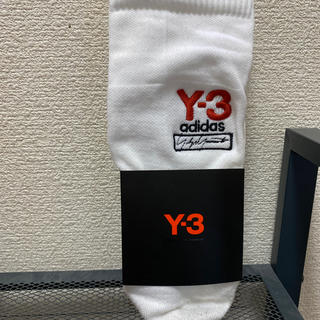 ワイスリー(Y-3)のY-3 adidas Yohji Yamamoto(ソックス)